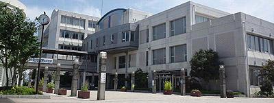 戸塚高校校舎